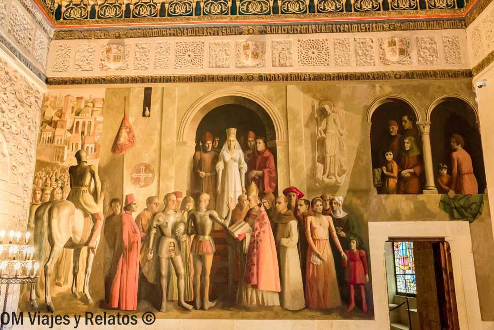 visitar-el-Alcázar-de-Segovia-Sala-de-los-Embajadores