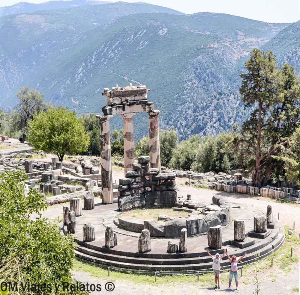 que-ver-en-Delfos-Grecia-guía