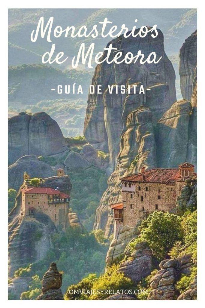 CONSEJOS PARA VISITAR LOS MONASTERIOS DE METEORA