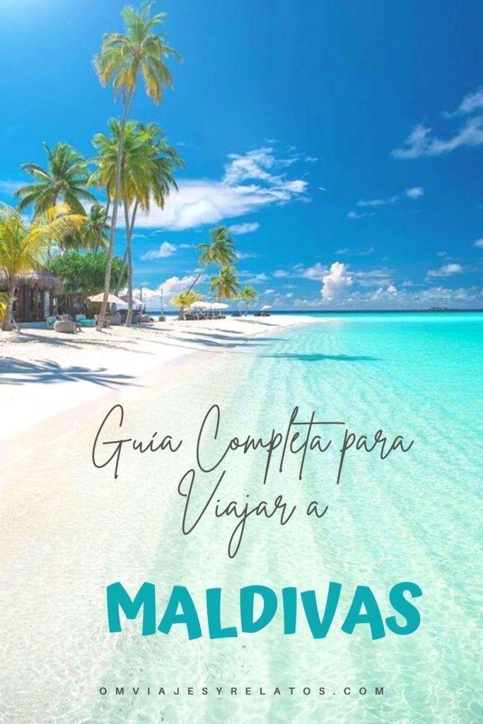GUIA PARA VIAJAR A MALDIVAS