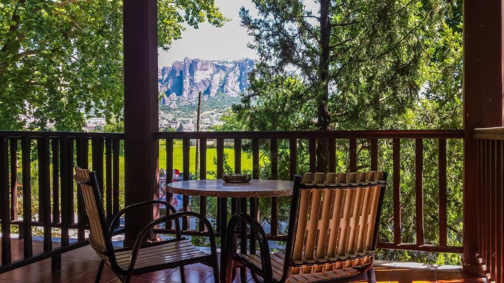 hoteles-en-Kalambaka-Meteora