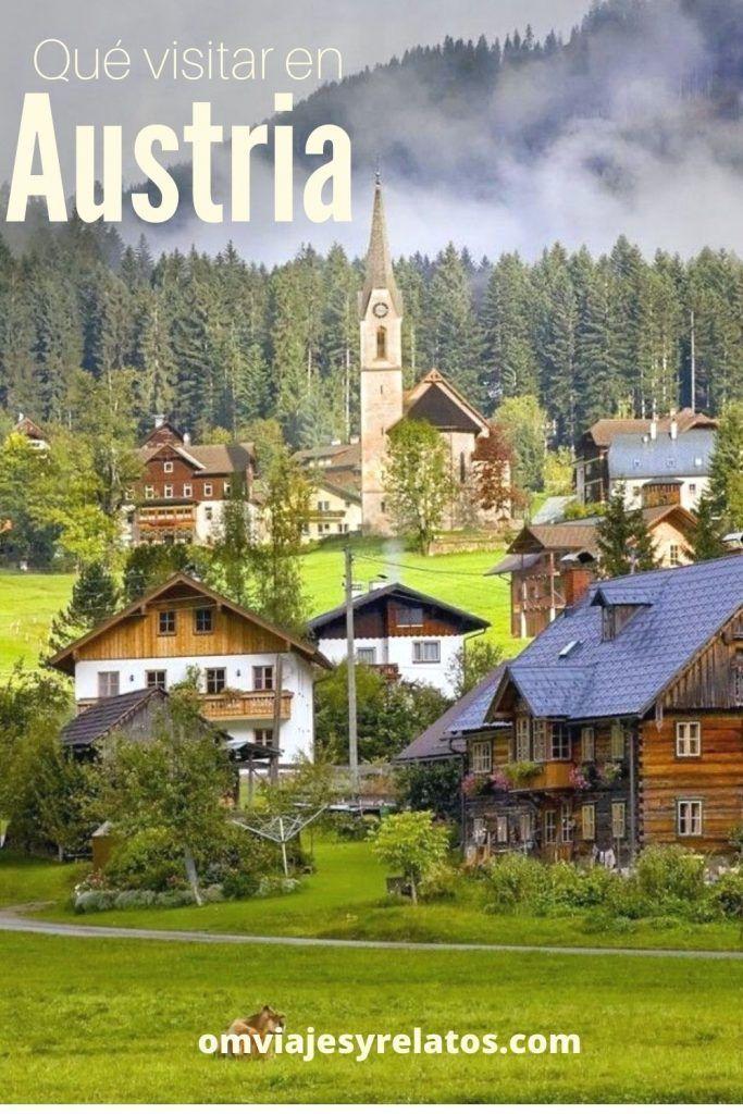 QUE VER EN AUSTRIA EN 7 DÍAS