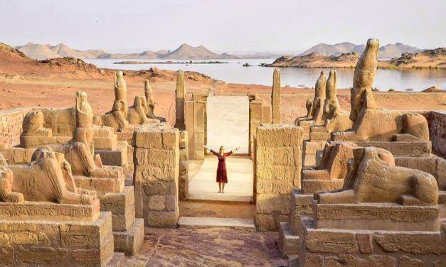 QUÉ VER EN EL CRUCERO POR EL LAGO NASSER EN EGIPTO: EL MAR DE NUBIA